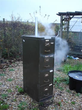 Food smoking courses in cumbria cold smokers how do for Smoking fish electric smoker