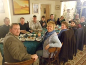 Julie, Nick and the gang from Growing Rural Enterprise