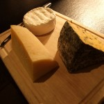 Smoked Cumberland, Blacksticks Blue and Brie cheeses