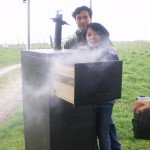 With Florence the new filing cabinet smoker