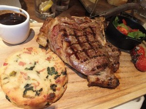 Smoked food night at the Wild Boar - Steak