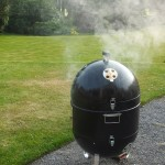 Hot smoke at Mire House