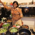 Jayanthi, wonderful cook
