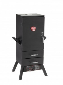 Landmann gas smoker